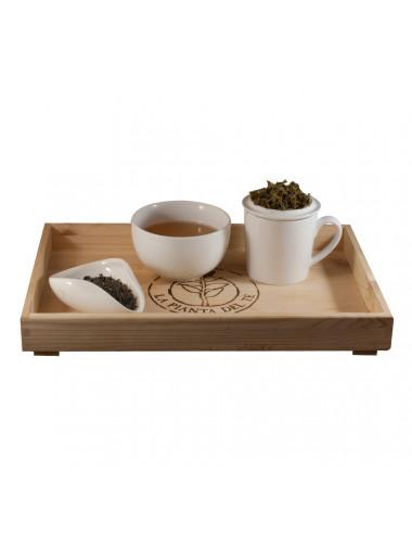 Tè Li Zi Xiang first flush tea taster - La Pianta del Tè vendita online