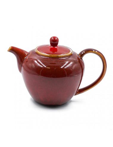 Teiera Victoria in porcellana Fine Bone China da 1,2 lt - La Pianta del Tè shop online