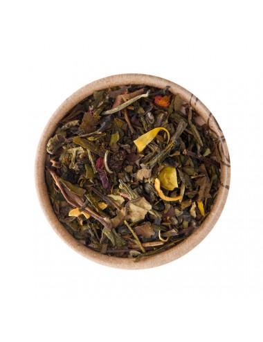 White Pearl of Fujian tè verde aromatizzato - La Pianta del Tè shop online