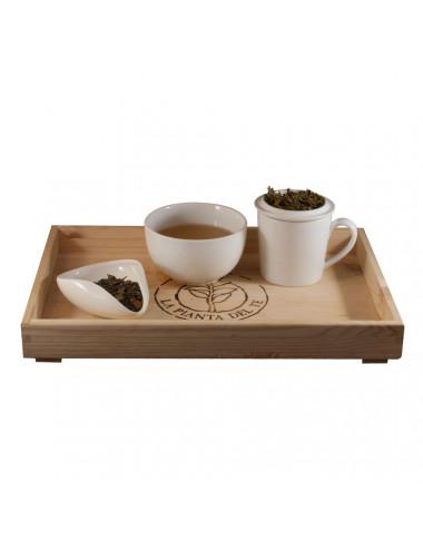 Tè White Pearl of Fujian tea taster - La Pianta del Tè vendita online