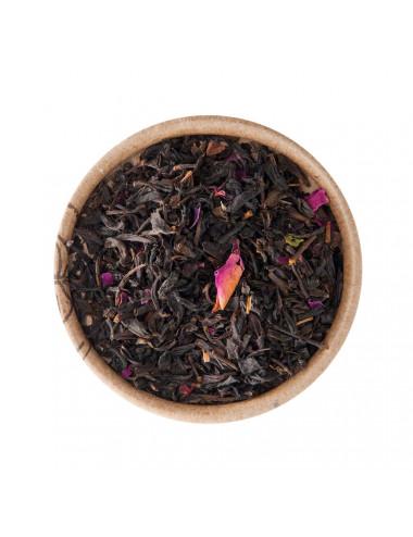 China Rose tè rosso aromatizzato - La Pianta del Tè shop online