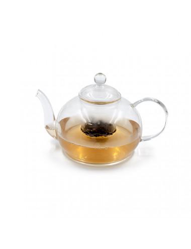 Teiera in vetro  Lu Yu da 1,2 lt - La Pianta del Tè shop online