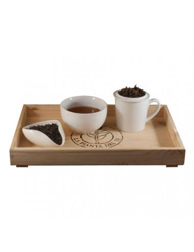 Tè Tarry Lapsang Souchong tea taster - La Pianta del Tè vendita online