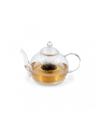 Teiera in vetro  Lu Yu da 500 ml - La Pianta del Tè shop online