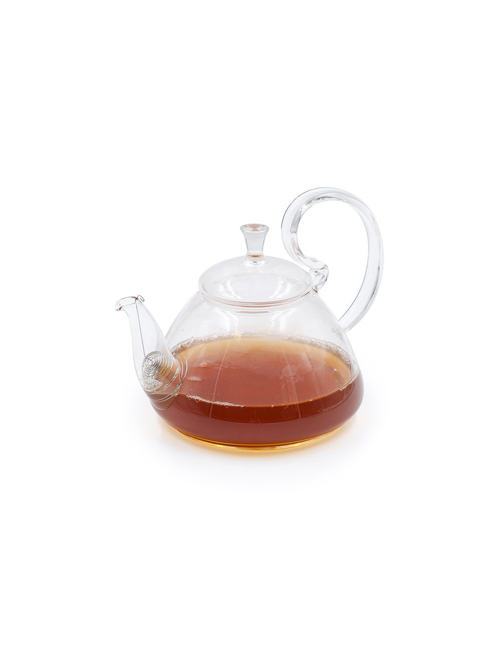 Teiera in vetro Sakae da 400 ml - La Pianta del Tè shop online