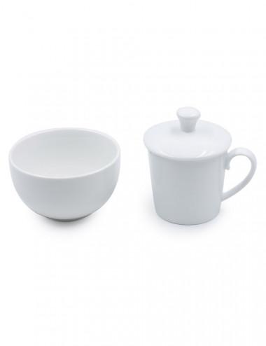 Tea Tester Cups Set per la degustazione professionale dei tè -  La Pianta del Tè acquista online