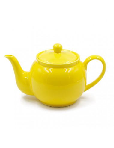 Teiera Anna in porcellana da 1 litro - La Pianta del Tè shop online