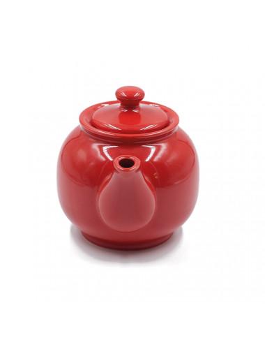 Excelsa teiera in porcellana dal design essenziale e pratico - La Pianta del Tè vendita on line