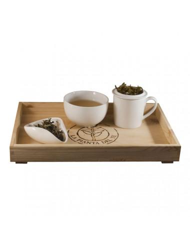 "Tè ""Moonlight"" White Himalaya tea taster - La Pianta del Tè vendita online"
