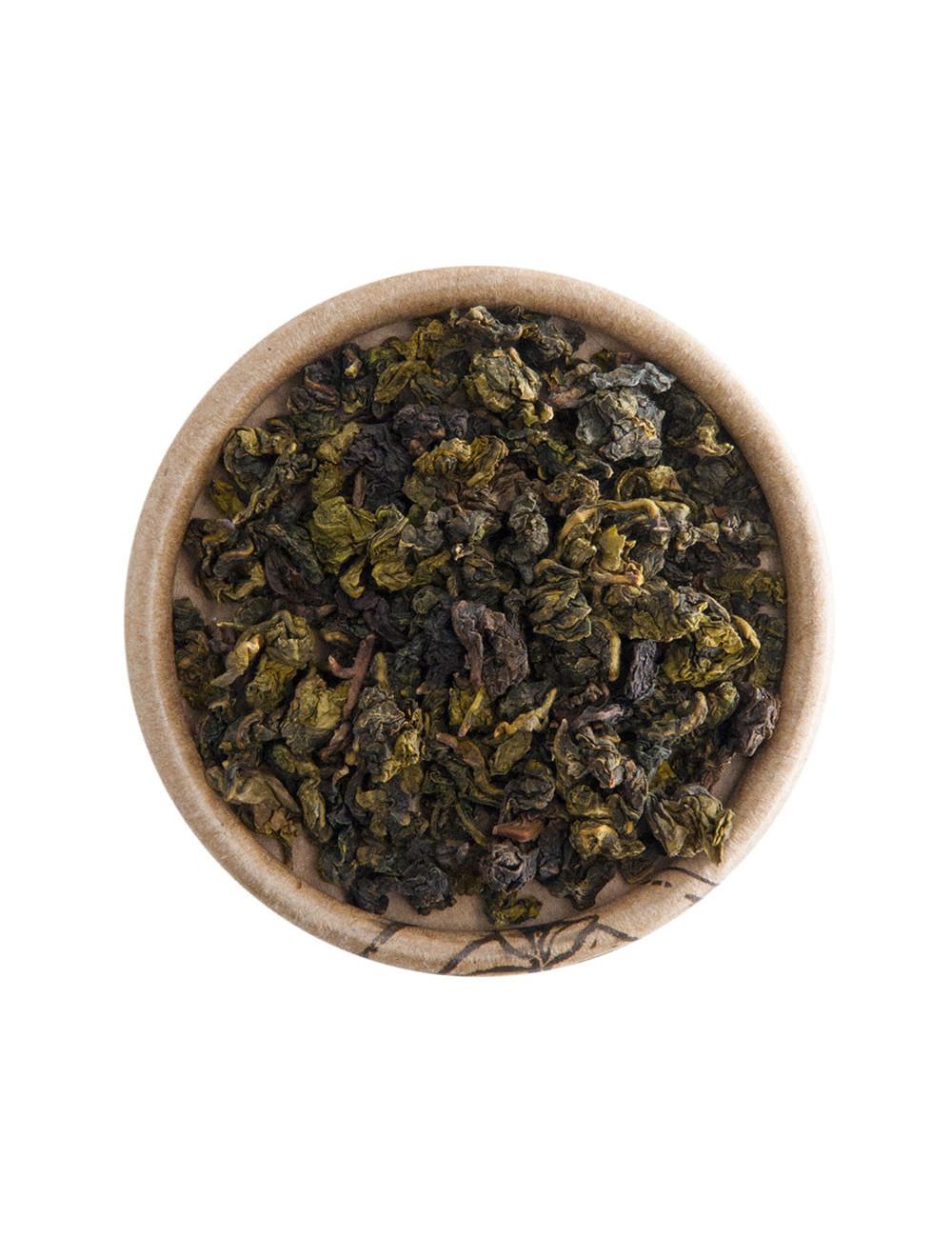 Ti Kuan Yin - Oolong tè blu-verde - La Pianta del Tè shop online