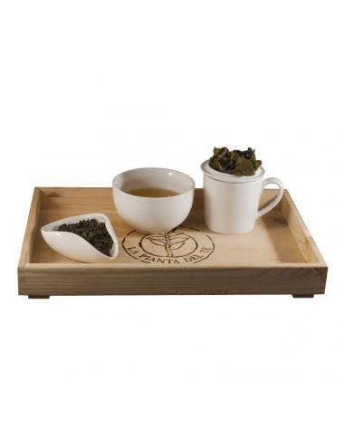 Tè Ti Kuan Yin - Oolong tea taster - La Pianta del Tè vendita online
