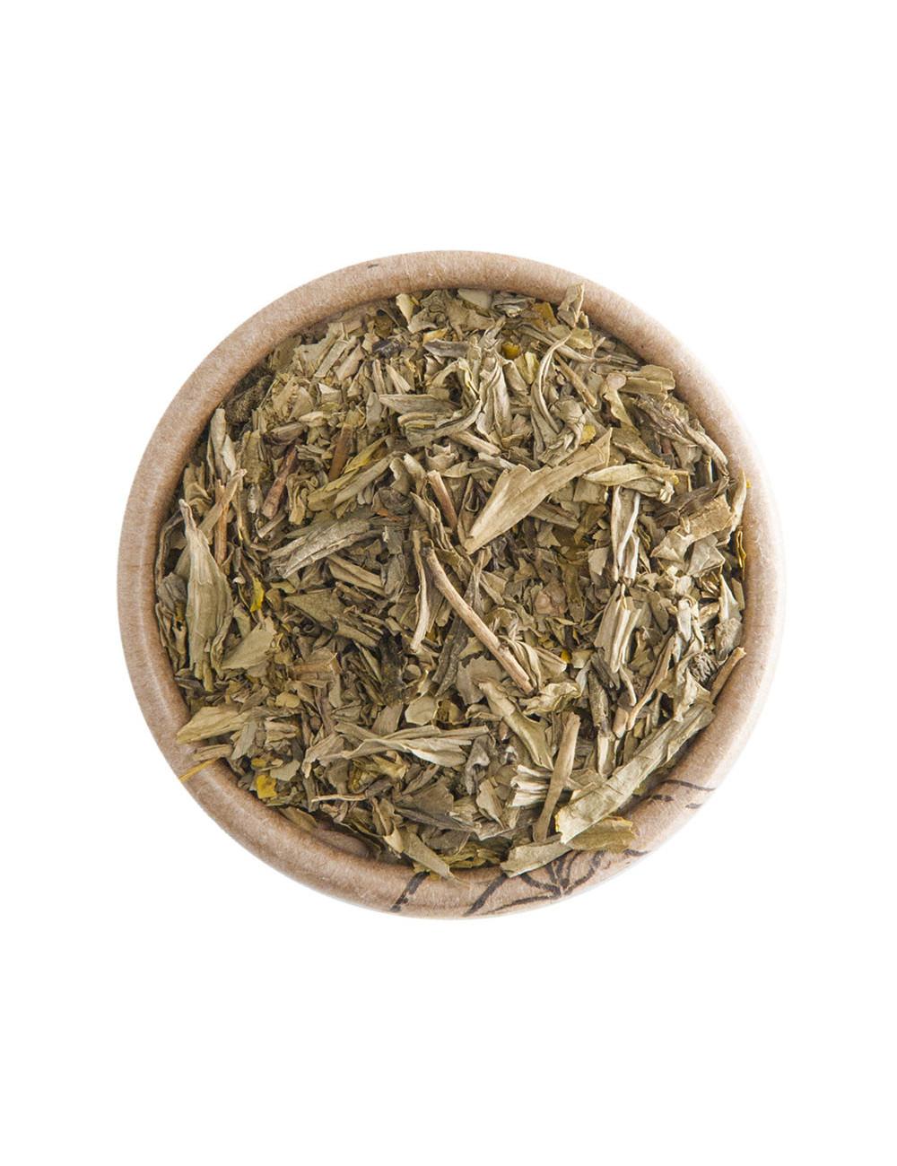 Deteinato BIO tè verde - La Pianta del Tè shop online