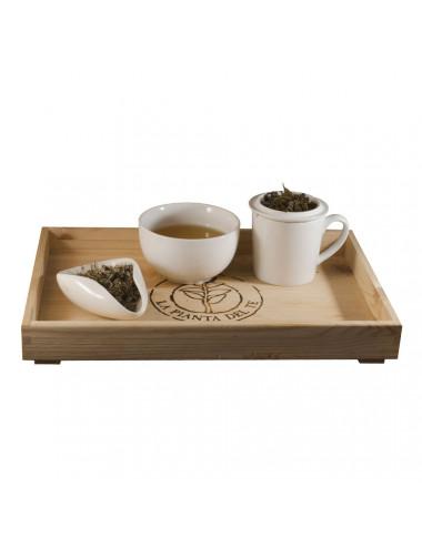 Tè verde Deteinato BIO tea taster - La Pianta del Tè vendita online