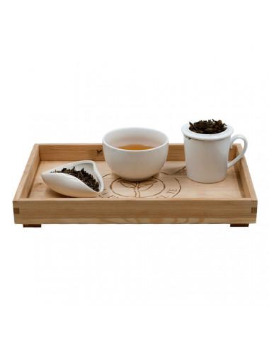 Tè giallo Hang Da Cha tè giallo dal sapore forte e deciso - La Pianta del Tè acquista online