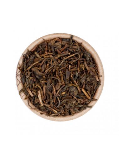 Hang Da Cha tè giallo con note di cacao e caffé tostati - La Pianta del Tè Shop online