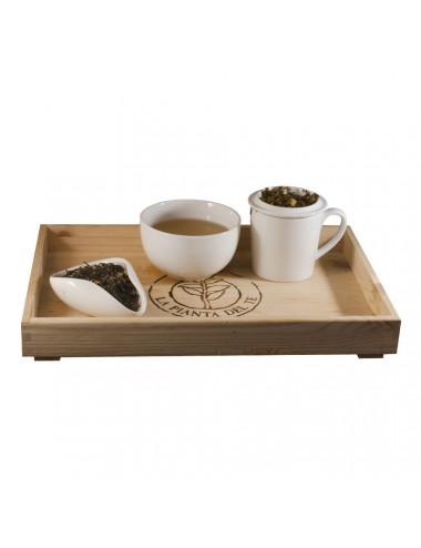 Tè bianco al Mirtillo tea taster - La Pianta del Tè vendita online