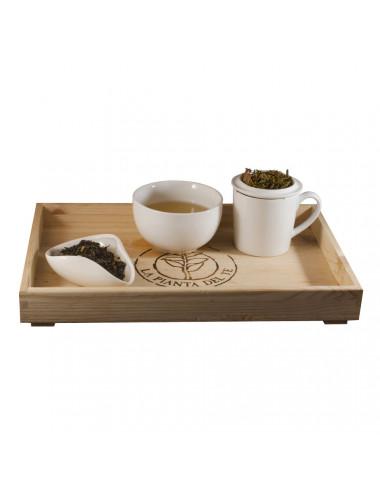 Tè bianco Melograno e Magnolia tea taster - La Pianta del Tè vendita online