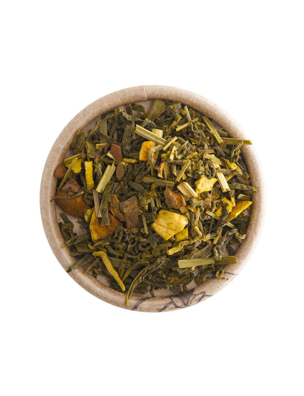 Japan Matcha al Limone tè verde aromatizzato - La Pianta del Tè shop online