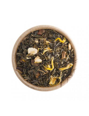 Maracuja e Spezie tè verde aromatizzato - La Pianta del Tè shop online