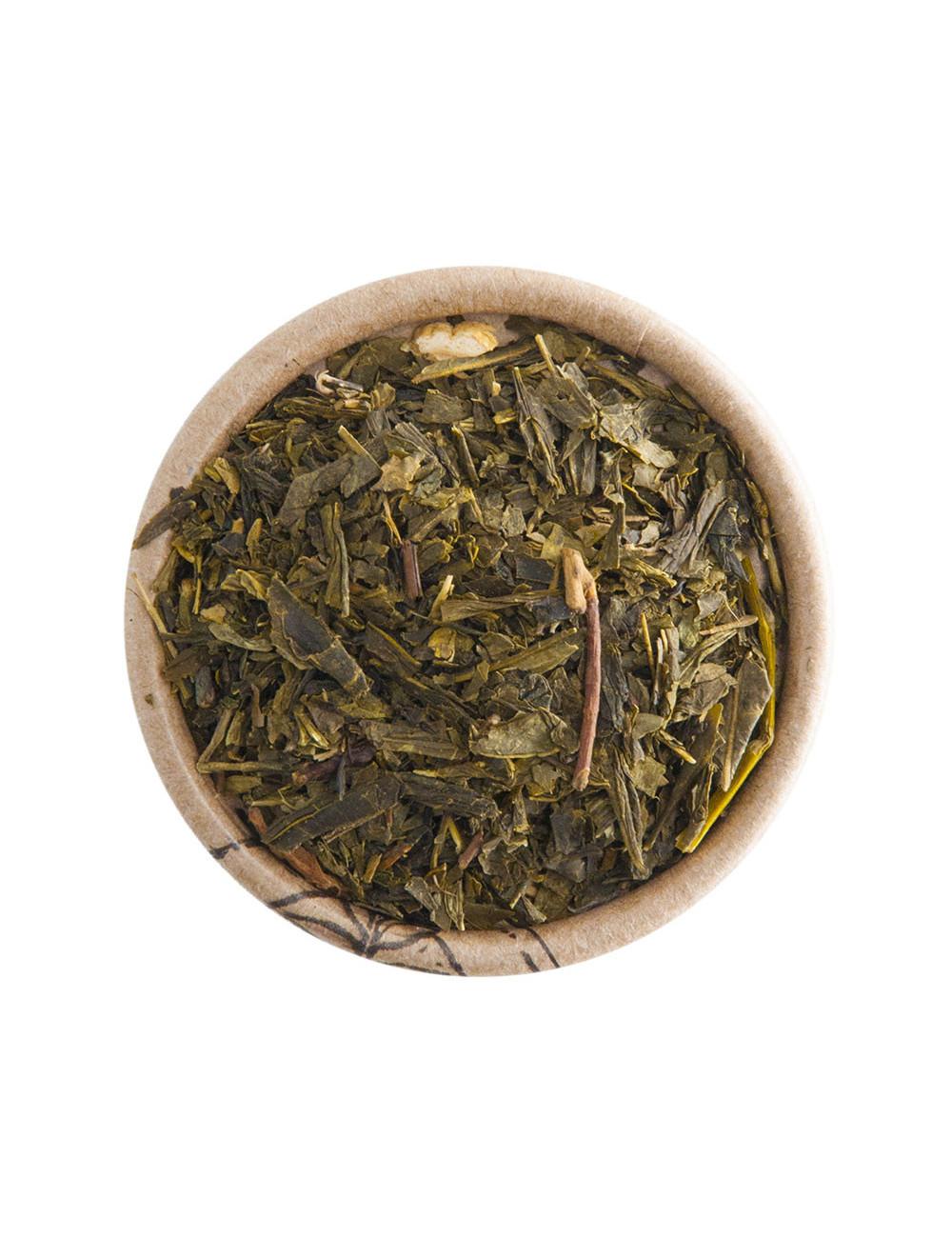 Ginseng tè verde aromatizzato - La Pianta del Tè shop online