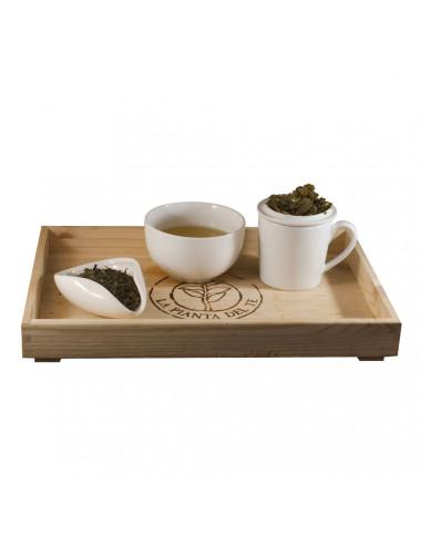 Tè verde al Ginseng tea taster - La Pianta del Tè vendita online