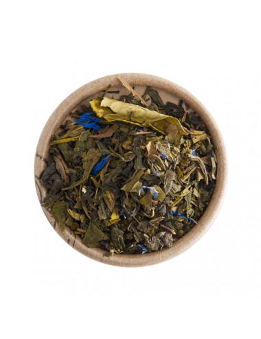 Tempio Divino tè verde aromatizzato - La Pianta del Tè shop online