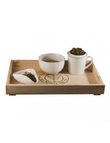 Tè verde Noce e Sciroppo d'Acero tea taster - La Pianta del Tè vendita online