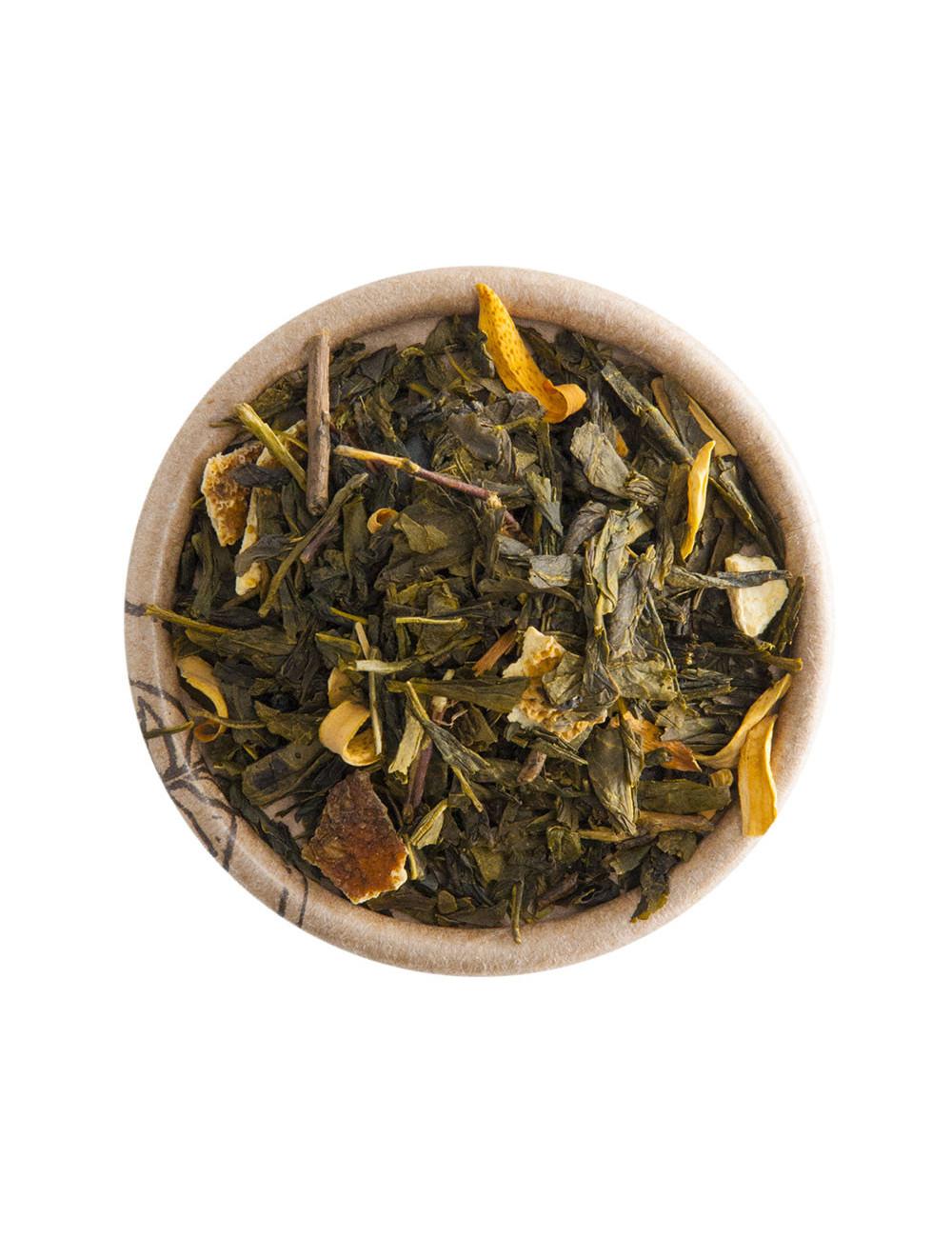 Earl Green tè verde aromatizzato - La Pianta del Tè shop online