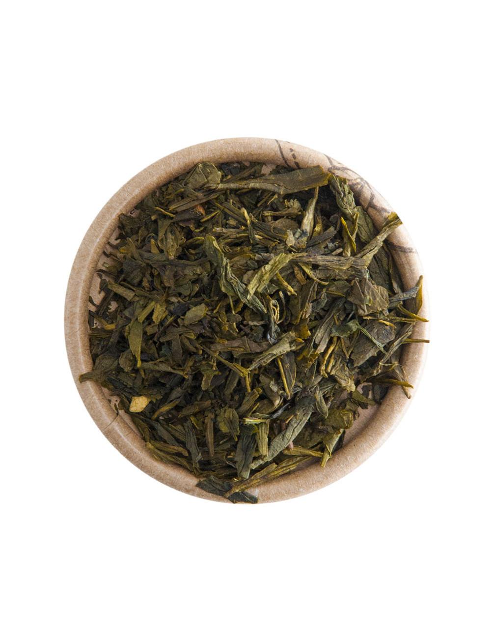 Limone tè verde aromatizzato - La Pianta del Tè shop online