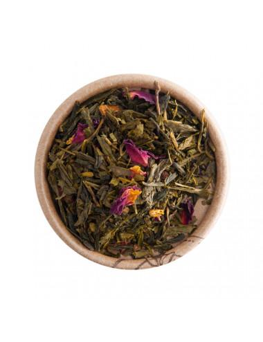 Spezie tè verde aromatizzato - La Pianta del Tè shop online
