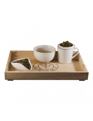 Tè verde Limone e Zenzero tea taster - La Pianta del Tè vendita online