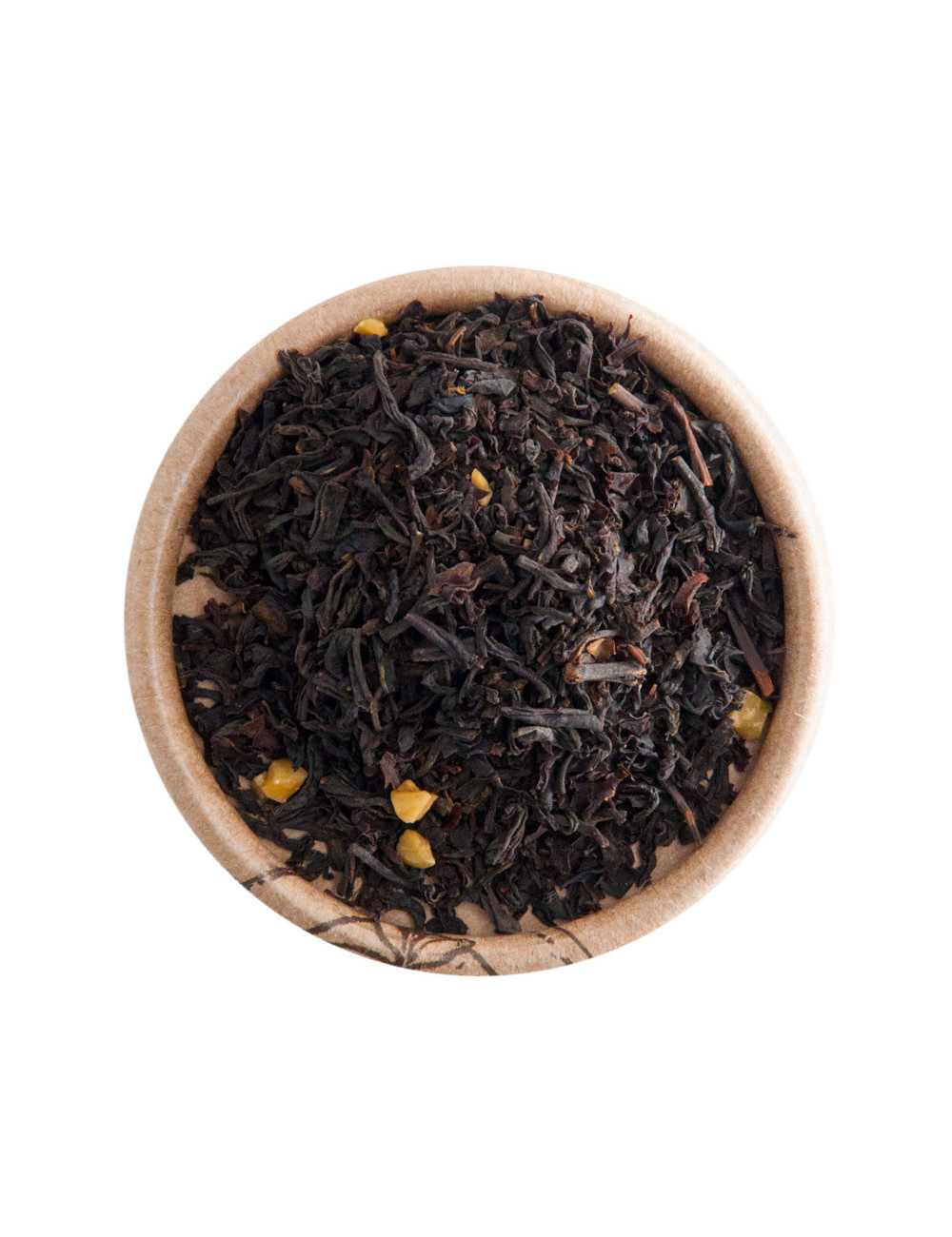 Mandorla tè nero aromatizzato - La Pianta del Tè shop online