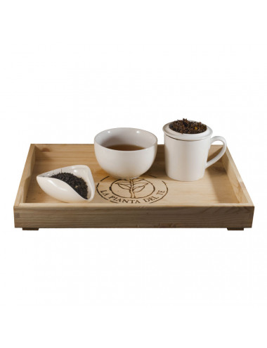 Tè nero alla Mandorla tea taster - La Pianta del Tè vendita online