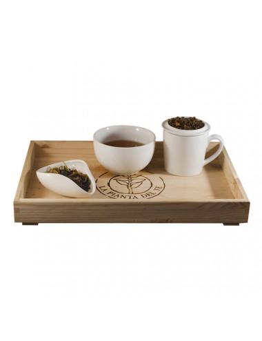 """Tè nero """"Black Mojito"""" Lime e Menta tea taster - La Pianta del Tè vendita online"""