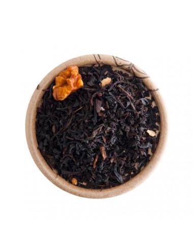 Noce e Manna tè nero aromatizzato - La Pianta del Tè shop online