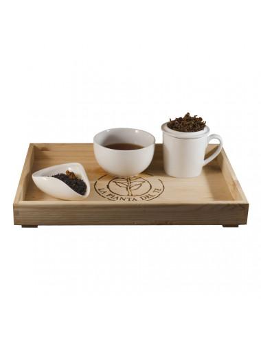 Tè nero Noce e Manna tea taster - La Pianta del Tè vendita online