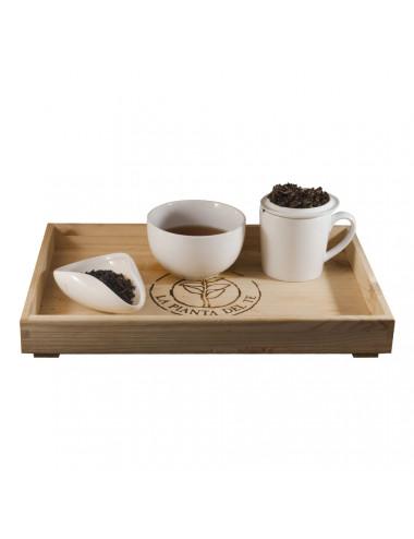 Tè nero alla Violetta tea taster - La Pianta del Tè vendita online