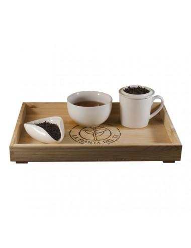 Tè nero alla Liquirizia tea taster - La Pianta del Tè vendita online