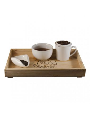 Tè nero al Cioccolato tea taster - La Pianta del Tè vendita online