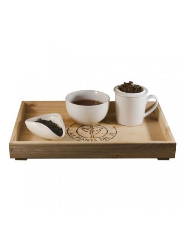 Tè nero Hotel Sacher tea taster - La Pianta del Tè vendita online