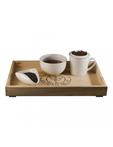 Tè nero Earl Grey BIO tea taster - La Pianta del Tè vendita online