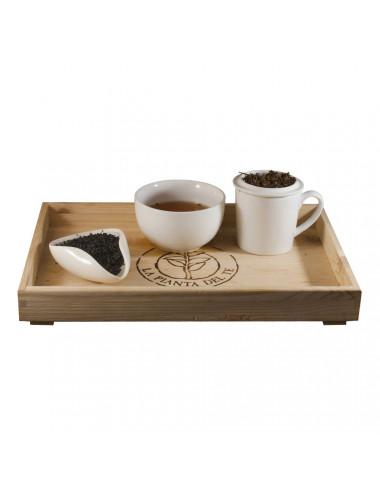 Tè nero ai Frutti di Bosco tea taster - La Pianta del Tè vendita online