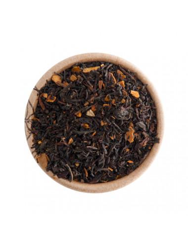 Cannella tè nero aromatizzato - La Pianta del Tè shop online