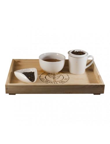 Tè nero alla Cannella tea taster - La Pianta del Tè vendita online