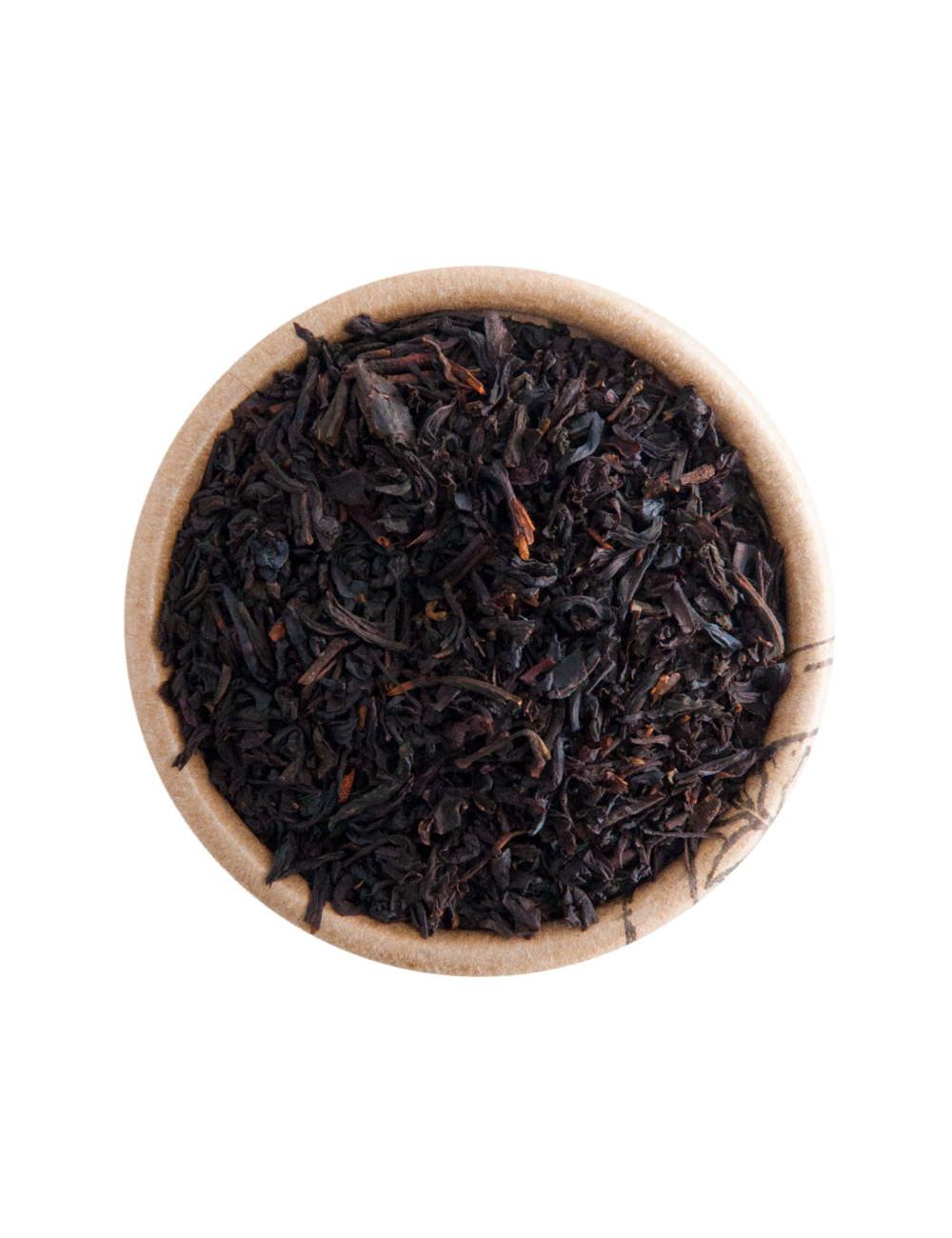 Vaniglia Bourbon tè nero aromatizzato - La Pianta del Tè shop online