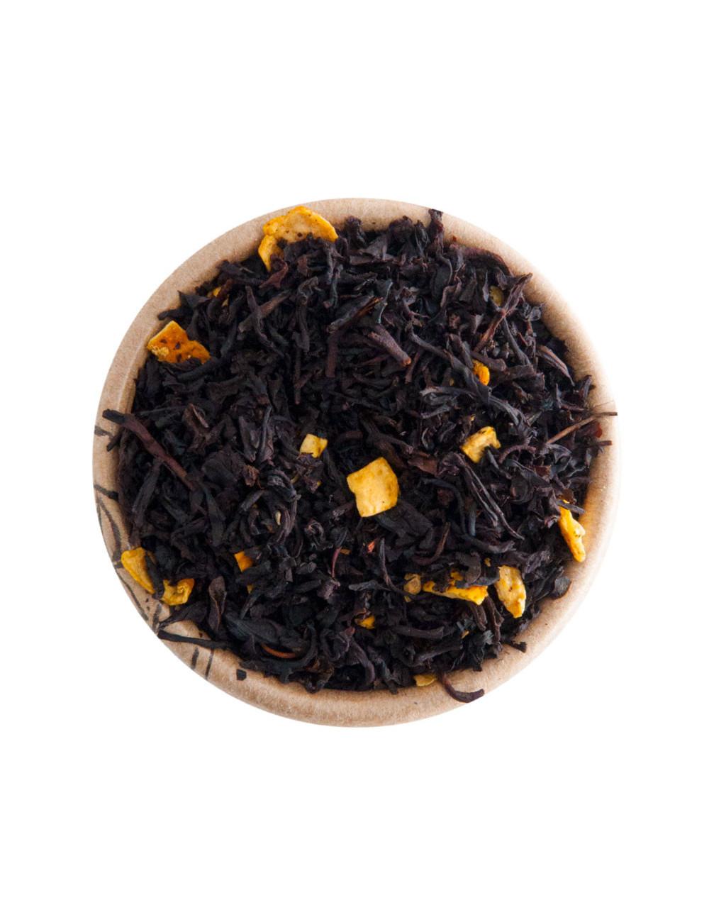 Limone tè nero aromatizzato - La Pianta del Tè shop online
