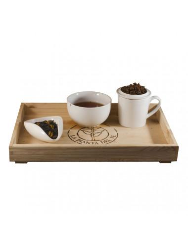 Tè nero Albicocca e Champagne tea taster - La Pianta del Tè vendita online