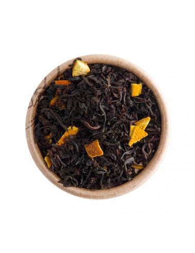 Arancia tè nero aromatizzato - La Pianta del Tè shop online