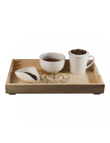 Tè nero Mistero d'Oriente tea taster - La Pianta del Tè vendita online