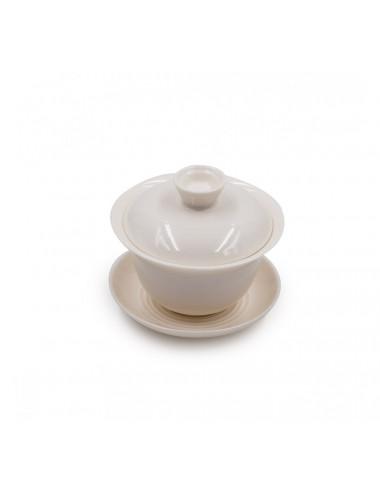 Gaiwan tradizionale in fine porcellana -  La Pianta del Tè shop online